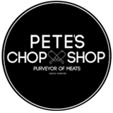 Pete's Chop Shop Logo